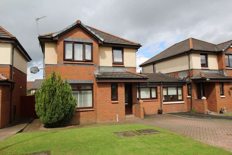 3 Bedrooms Detached House for sale in Ermelo Gardens, East Kilbride, Glasgow, G75
