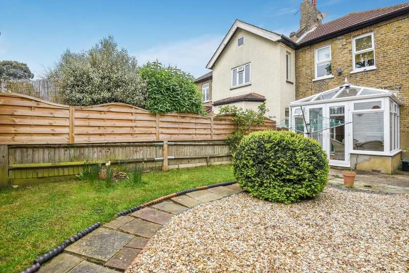 2 Bedrooms End Of Terrace House for sale in Brook Lane Bromley BR1
