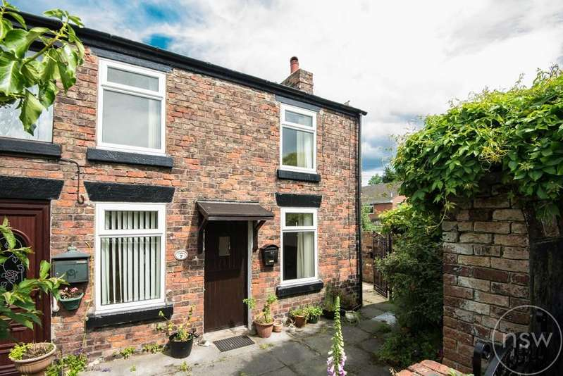 2 Bedrooms Cottage House for sale in Brickmakers Arms Yard, Ormskirk