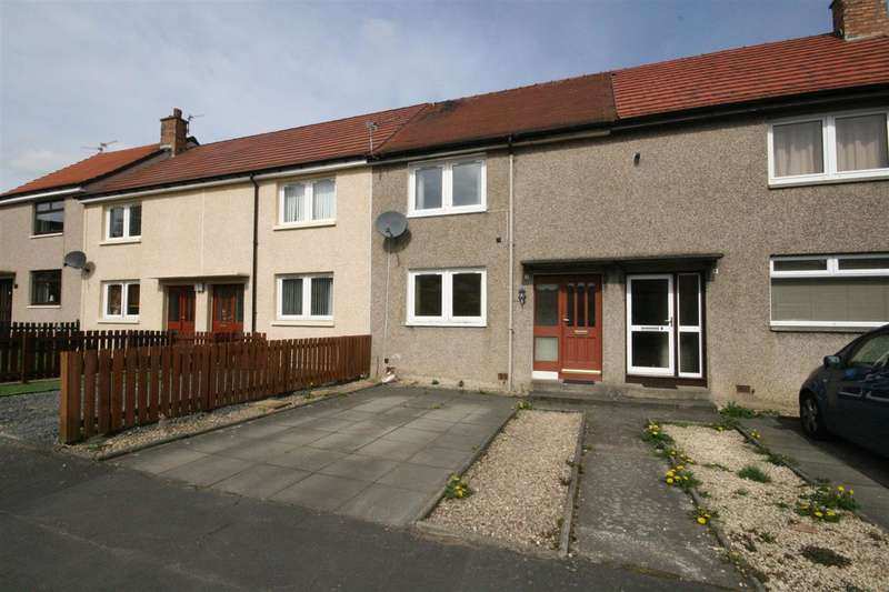 2 Bedrooms Terraced House for sale in Sunnybrae Terrace, Falkirk