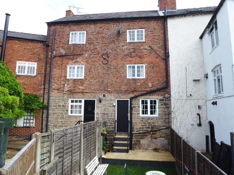 1 Bedroom Terraced House for sale in Cavendish Cottages, Cavendish Bridge