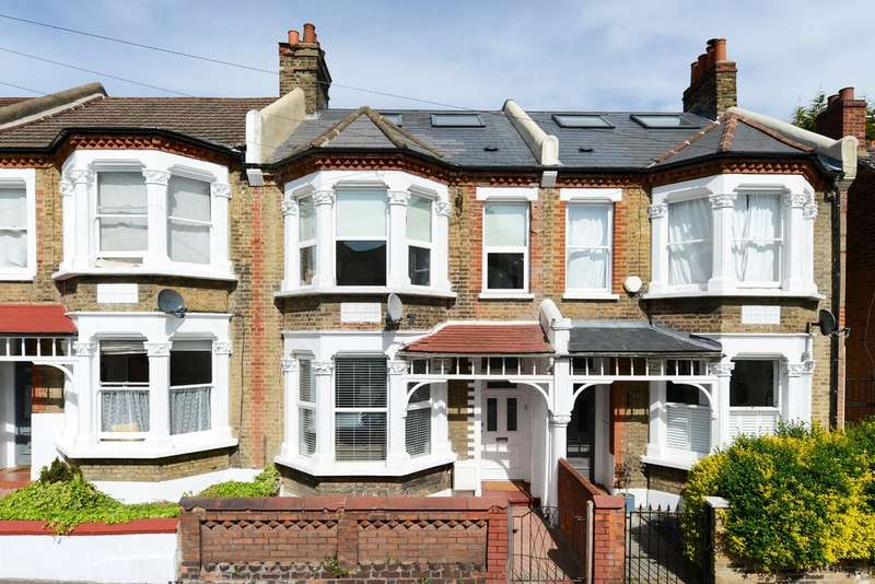 5 Bedrooms Terraced House for sale in Hazeldon Road, Brockley, London SE4 2DD