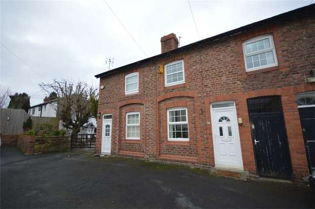 2 Bedrooms Terraced House for sale in Kings Brow, Bebington, Merseyside