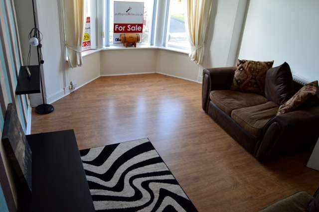 1 Bedroom Flat for sale in Christie Street, Mossend, Bellshill Lanarkshire, ML4 2QD