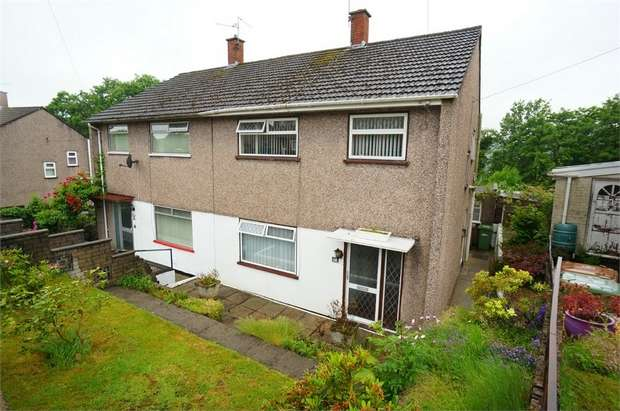 3 Bedrooms Semi Detached House for sale in Sycamore Crescent, Risca, NEWPORT, Caerphilly