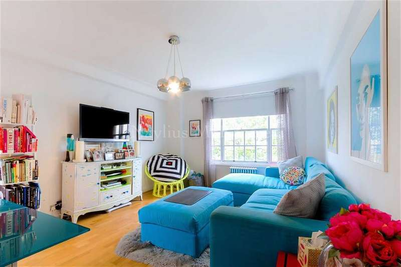 2 Bedrooms Flat for sale in Eton College Road, London, NW3