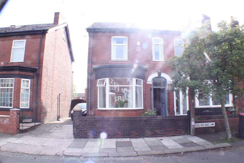 3 Bedrooms Semi Detached House for sale in Algernon Street, Monton, Manchester