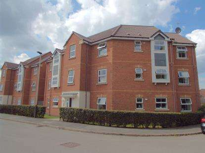 2 Bedrooms Flat for sale in Blakeshay Close, Leicester, Leicestershire