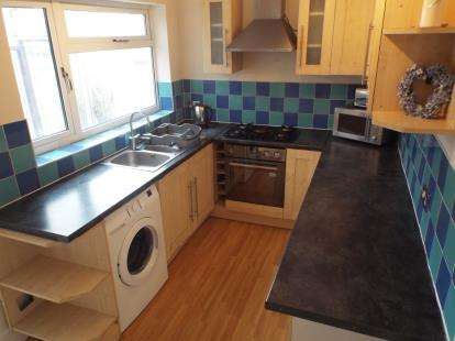 2 Bedrooms Semi Detached House for sale in Richmond Street, Mansfield, Nottinghamshire