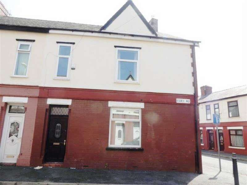 4 Bedrooms Terraced House for sale in Essex Road, Gorton, Manchester