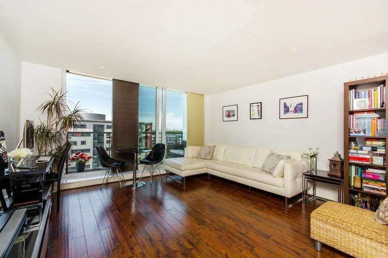 2 Bedrooms Flat for sale in Basin Approach, Royal Docks, E16