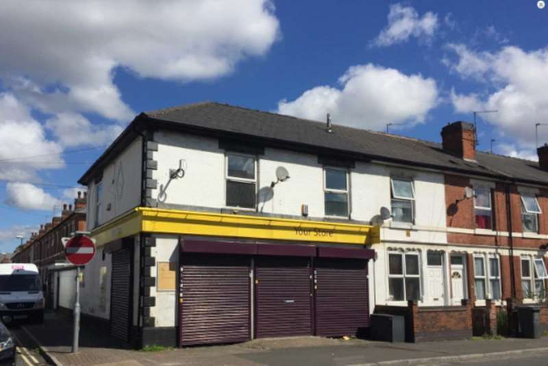 Commercial Property for rent in St Thomas Road, Derby
