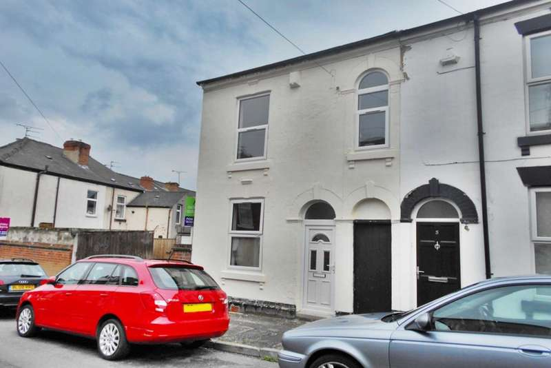 3 Bedrooms End Of Terrace House for sale in Bedford Street, Stockbrook
