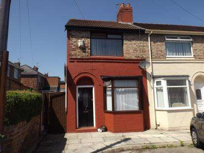 2 Bedrooms Terraced House for sale in Cherry Close, Liverpool, Merseyside, L4