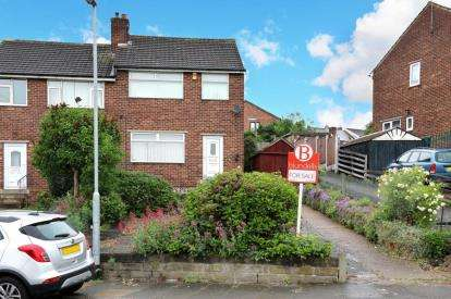 3 Bedrooms Semi Detached House for sale in Bradgate Close, Rotherham, South Yorkshire