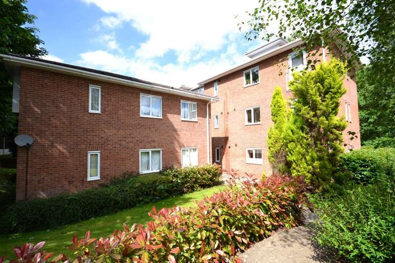 2 Bedrooms Apartment Flat for sale in Westbury Court, Westbury Drive, Macclesfield, Cheshire