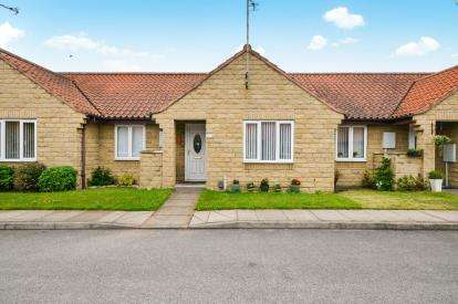 2 Bedrooms Bungalow for sale in Portland Court Mews, Mansfield Woodhouse, Mansfield, Nottinghamshire