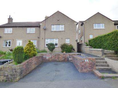 2 Bedrooms Semi Detached House for sale in Highfield Avenue, Dove Holes, Buxton, Derbyshire