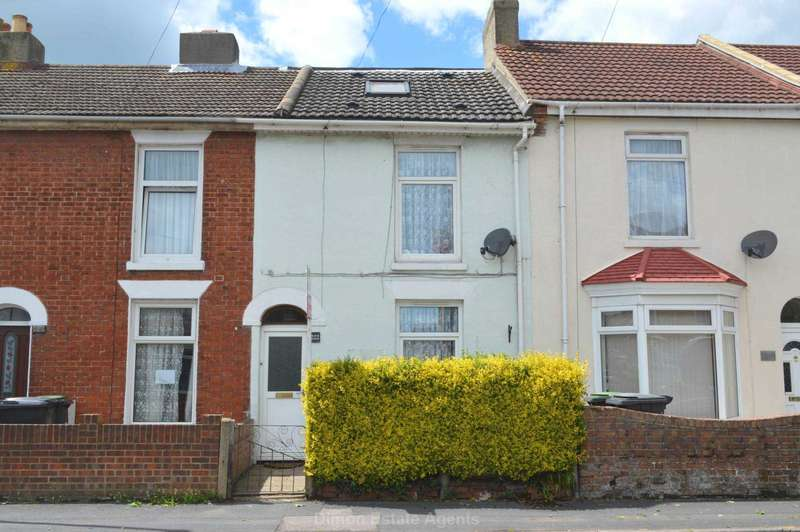 4 Bedrooms Terraced House for sale in Anns Hill Road, Gosport