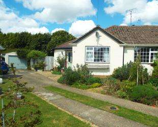 Bungalow for sale in Chaucer Close, Canterbury, Kent, Uk