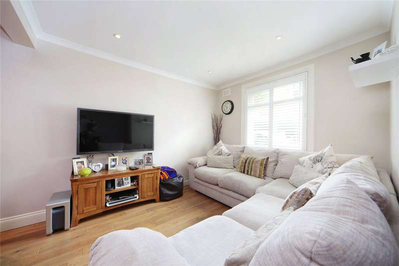 3 Bedrooms House for sale in Eltringham Street, Wandsworth, London, SW18