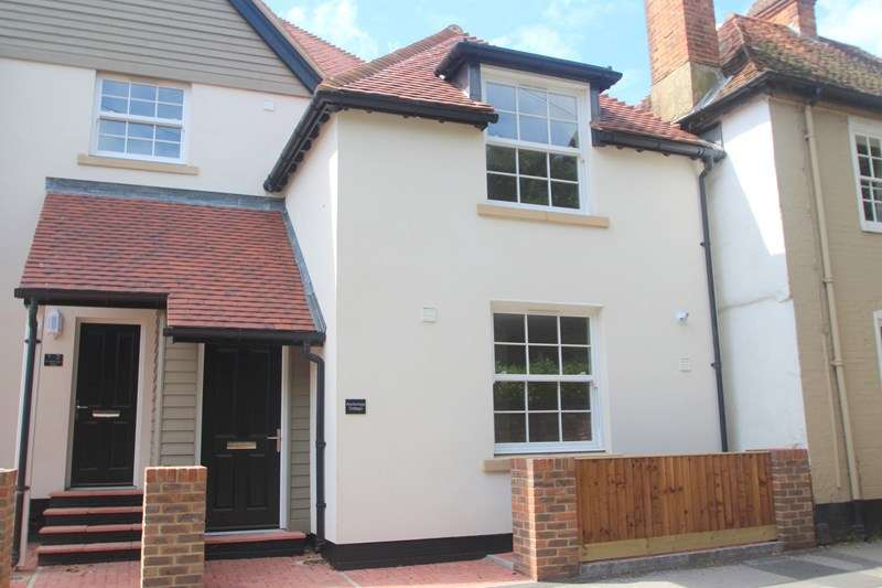 3 Bedrooms Mews House for sale in High Street, Hamble, Southampton