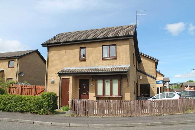 2 Bedrooms End Of Terrace House for sale in 109 Greenlaw Crescent, Paisley, PA1 3RT