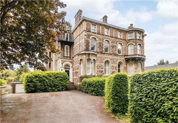 3 Bedrooms Flat for sale in Severn Lodge, The Avenue, Sneyd Park, Bristol BS9