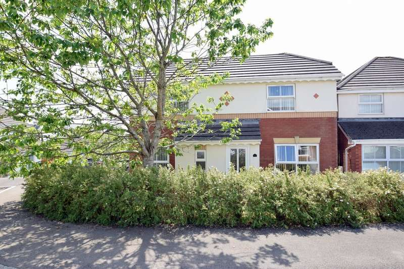 3 Bedrooms Detached House for sale in 9 Llys Bronwydd, Broadlands, Bridgend, Bridgend County Borouh, CF31 5AU.