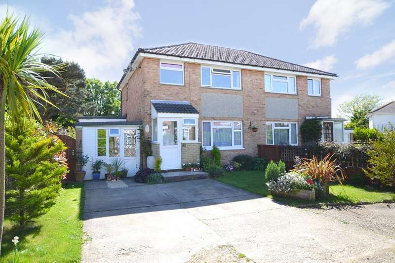 3 Bedrooms Semi Detached House for sale in Shanklin, Isle Of Wight