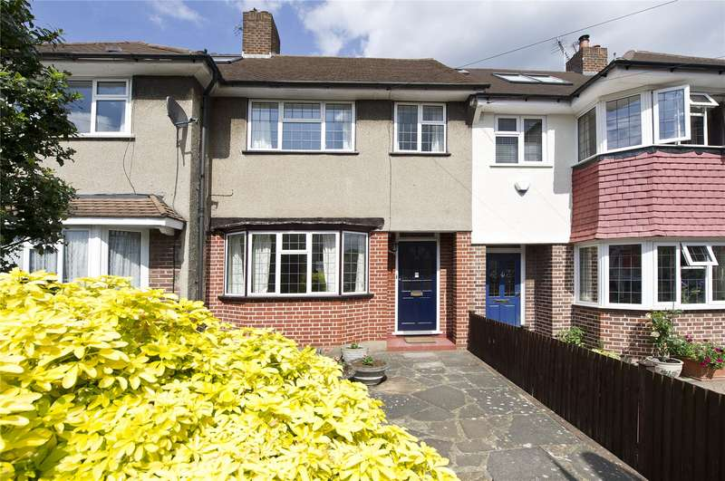 3 Bedrooms Terraced House for sale in Gloucester Road, Twickenham, TW2