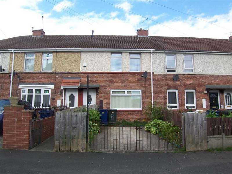 3 Bedrooms Terraced House for sale in St Oswalds Avenue, Walker, Newcastle Upon Tyne, NE6