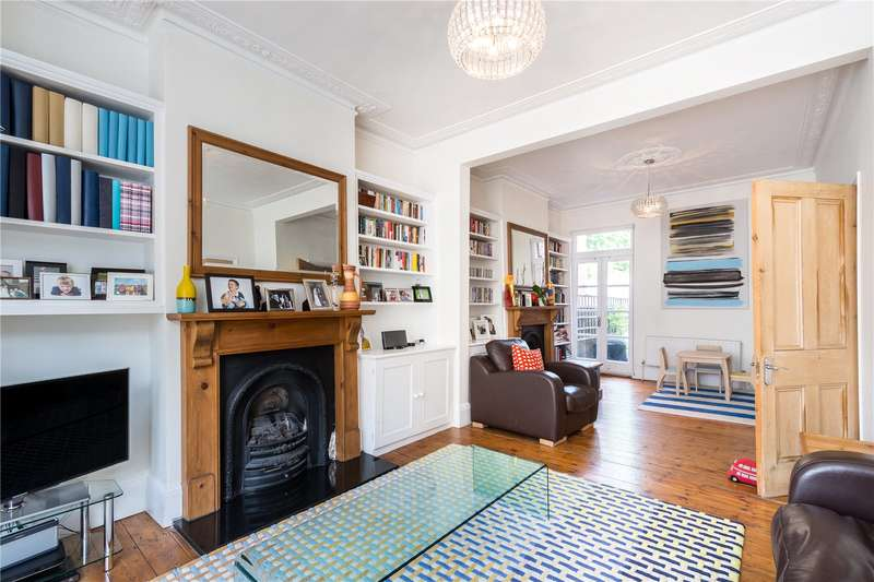 4 Bedrooms Terraced House for sale in Framfield Road, London, N5