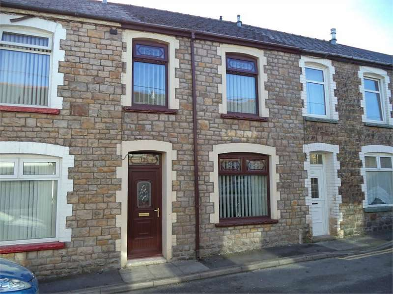 3 Bedrooms Terraced House for sale in Pennant Street, Ebbw Vale, NP23