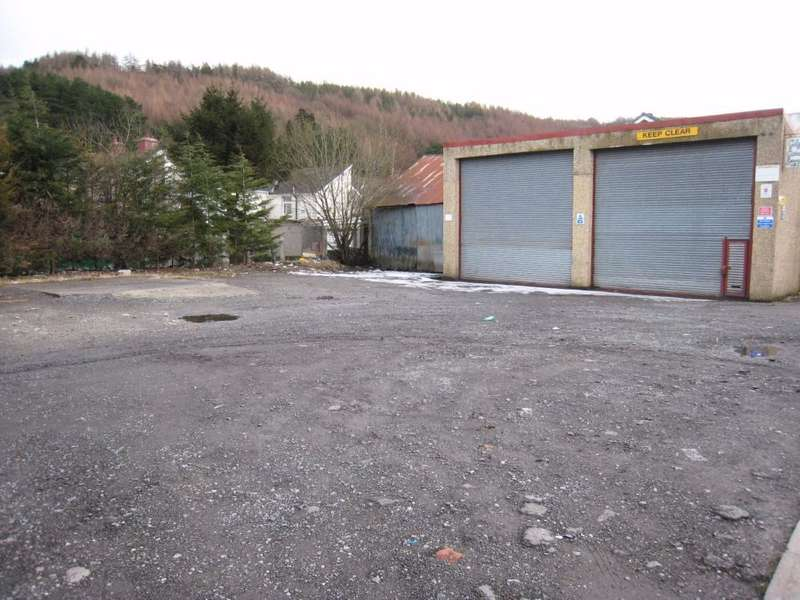 Plot Commercial for sale in Land @ Glyn Terrace, TREDEGAR, NP22