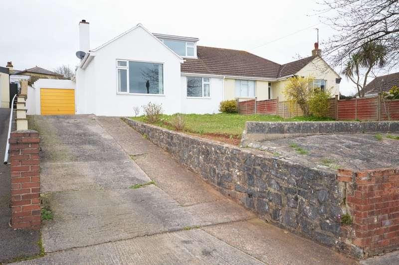 3 Bedrooms Bungalow for sale in Suncrest Close, Torquay, Devon, TQ2