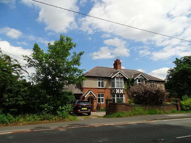 4 Bedrooms Semi Detached House for sale in Whitchurch Road, Rowton