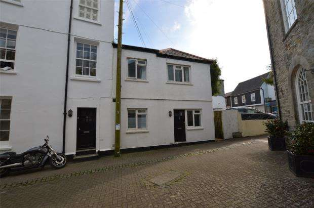 2 Bedrooms Maisonette Flat for sale in Union House Apartments, Union Square, St Columb Major, Newquay