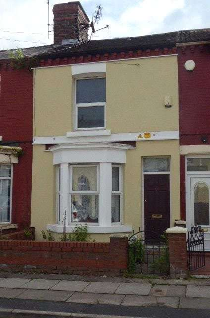 2 Bedrooms Terraced House for sale in Oak Leigh, Liverpool, Merseyside, L13
