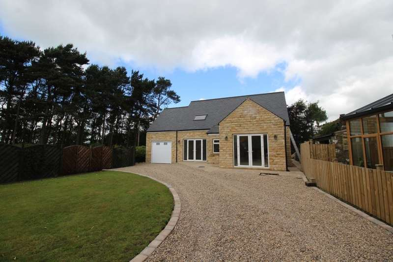 5 Bedrooms Detached House for sale in Leeming View, Back Leeming, Oxenhope, Keighley, BD22