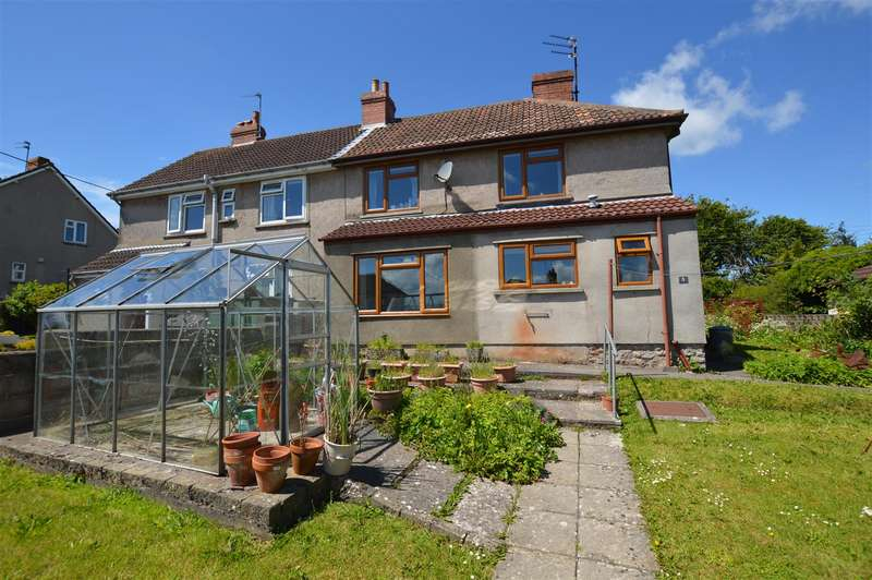 3 Bedrooms Semi Detached House for sale in Church Lane, East Harptree