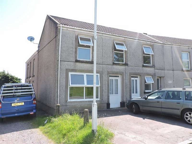 3 Bedrooms End Of Terrace House for sale in Cefn Road, Bonymaen
