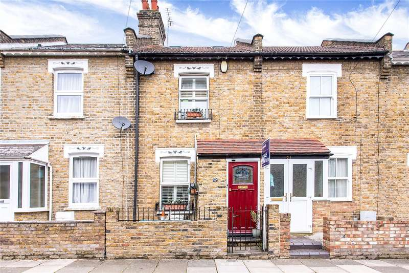 3 Bedrooms Terraced House for sale in Sterling Road, Enfield, EN2