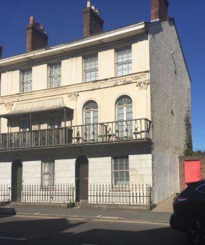 1 Bedroom Flat for sale in Alphington Street, Exeter, Devon