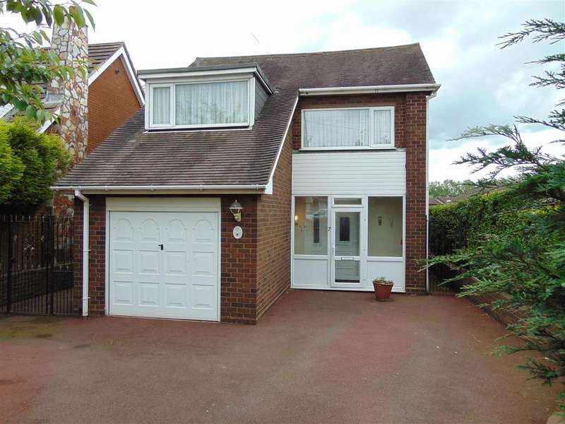3 Bedrooms Detached House for sale in New Street, Shelfield, Walsall