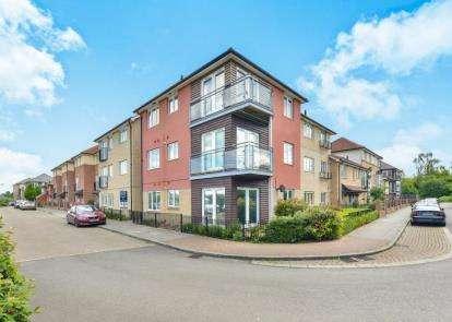 2 Bedrooms Flat for sale in Seaton Grove, Broughton, Milton Keynes