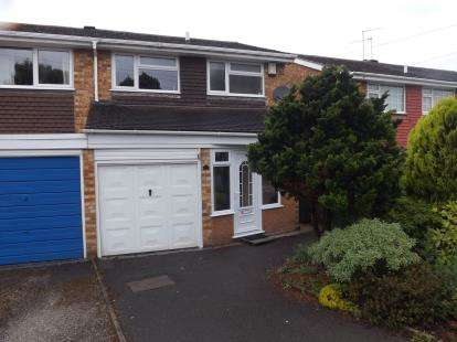 3 Bedrooms Semi Detached House for sale in Ferndale Close, Catshill, Bromsgrove