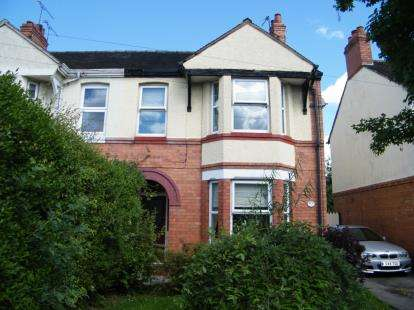 4 Bedrooms Semi Detached House for sale in Hungerford Road, Crewe, Cheshire