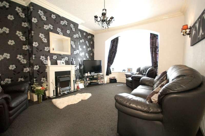 5 Bedrooms Terraced House for sale in Harrowside, Blackpool