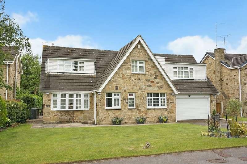 4 Bedrooms Detached House for sale in Grange Close, Bardsey, LS17
